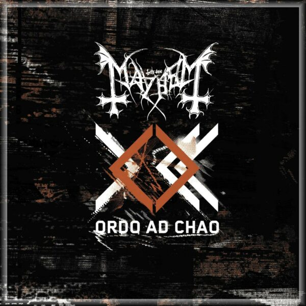Mayhem - Ordo Ad Chao, Gatefold, Limited Crystal Clear Vinyl, 300 Copies