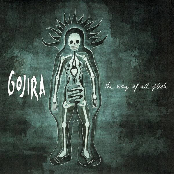 Gojira - The Way Of All Flesh, 2LP, Gatefold