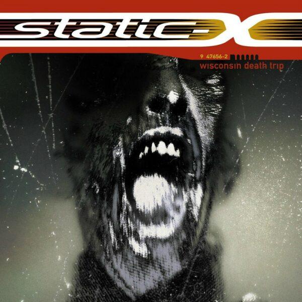Static-X - Wisconsin - Death Trip, Gatefold, LP