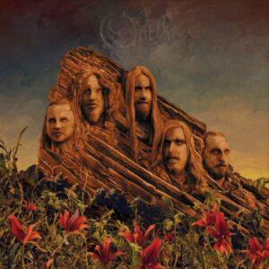 Opeth - Garden Of Titans, Live at Redrocks Amphitheatre, 2LP, Gatefold, Limited red vinyl, 500 copies