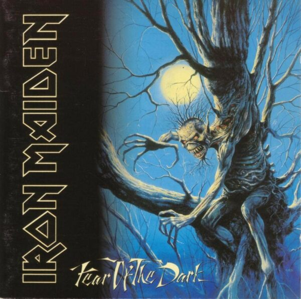 Iron Maiden - Fear Of The Dark, 2LP, Gatefold