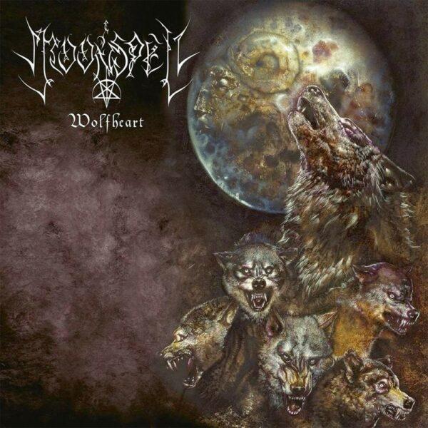 Moonspell - Wolfheart, 2LP, Gatefold, 180gr