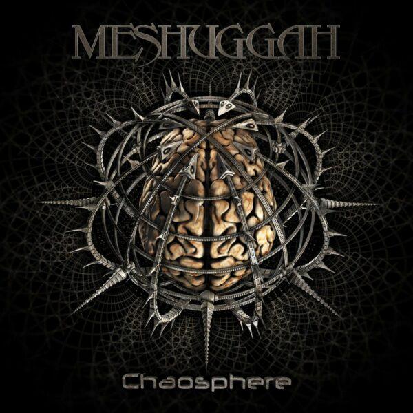 Meshuggah - Chaosphere, 2LP, Gatefold, Limited Red Vinyl, 300 Copies