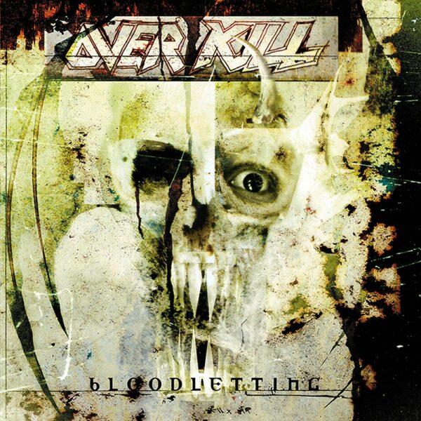 Overkill - Bloodletting, 2LP, Gatefold