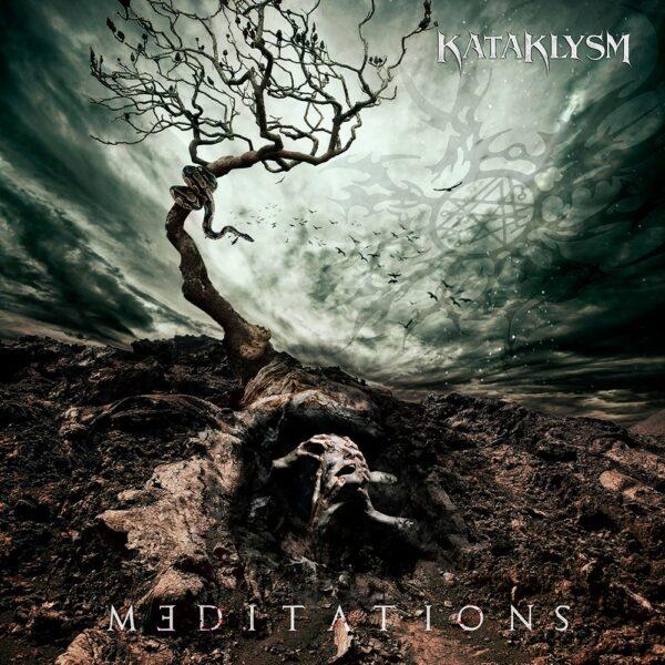 Kataklysm - Meditations, Gatefold, Limited White Vinyl, 500 Copies
