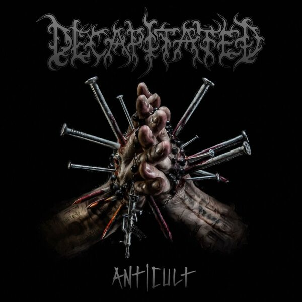 Decapitated - Anticult, Gatefold, Limited Silver Vinyl, 300 Copies
