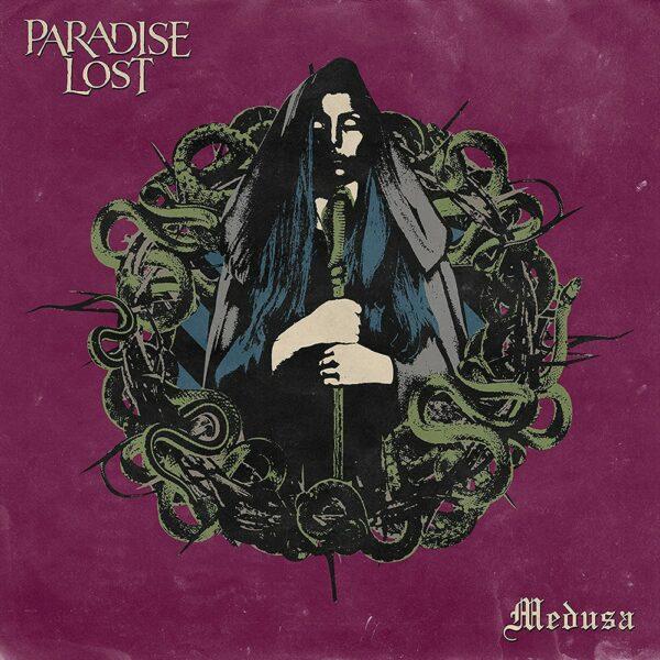Paradise Lost - Medusa, Gatefold, Limited Gold Vinyl, 300 Copies