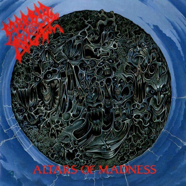 Morbid Angel - Altars Of Madness, Gatefold