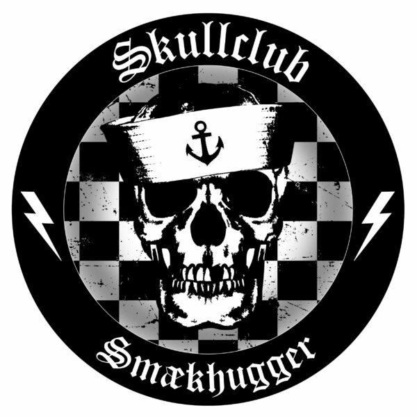 Skullclub - Smækhugger, Limited White Vinyl