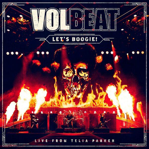 Volbeat - Let's Boogie, Live From Telia Parken, 3LP, Gatefold, Incl. Booklet