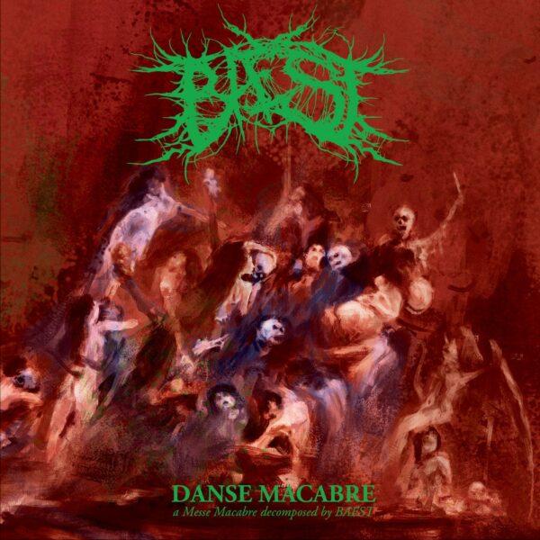 Baest - Danse Macabre, 180gr, LP