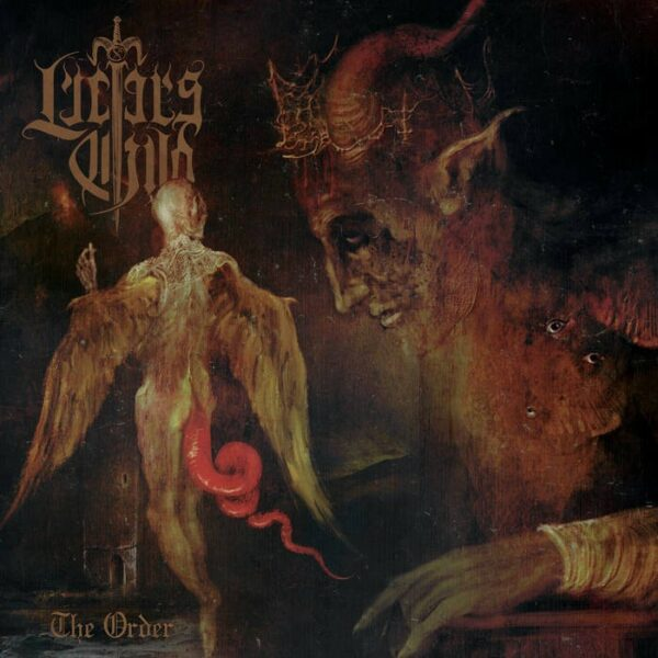 Lucifers Child - The Order, LP 1