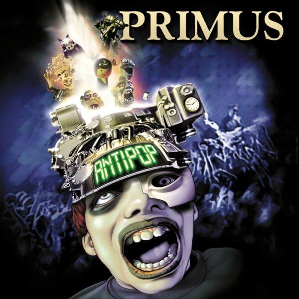 Primus - Antipop, 2LP, Gatefold