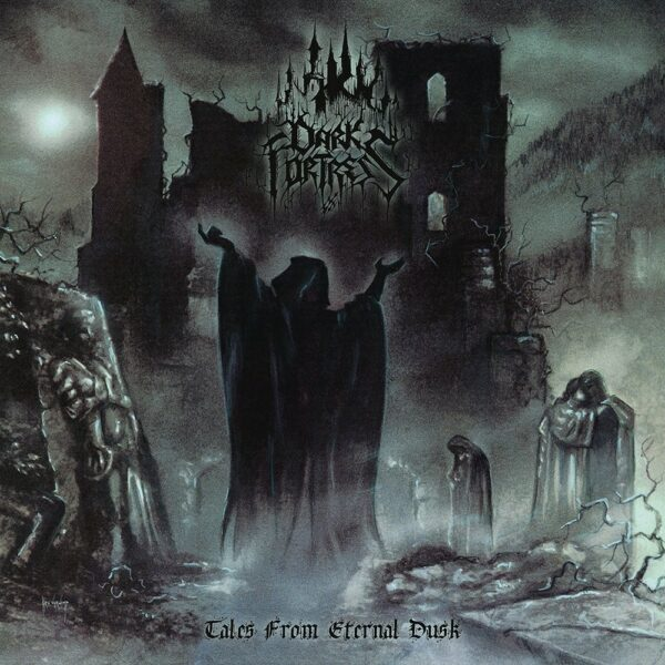 Dark Fortress - Tales from eternal dusk, 2LP, Gatefold, Limited Gold Vinyl