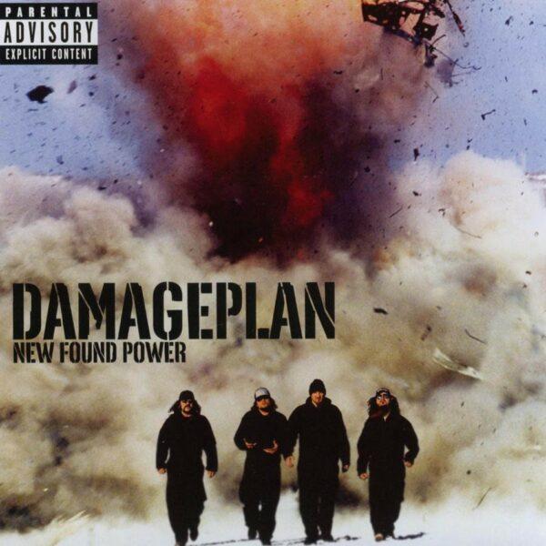 Damageplan - New Found Power, 2LP, Limited coloured vinyl, 2500 Copies