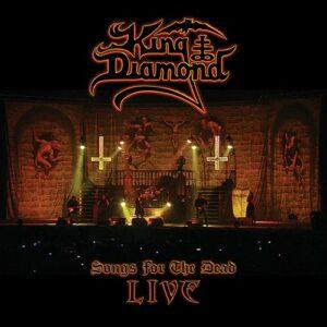 King Diamond - Songs From The Dead Live, 2LP, Gatefold