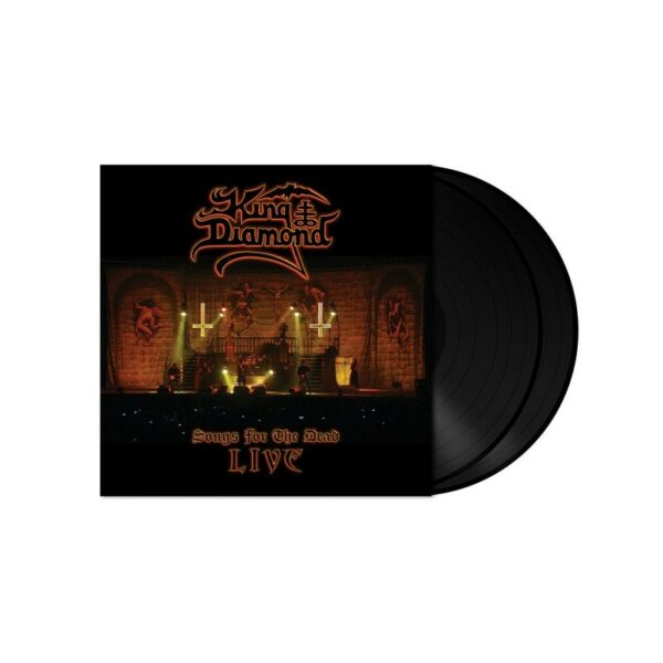 King Diamond - Songs From The Dead Live, 2LP, Gatefold