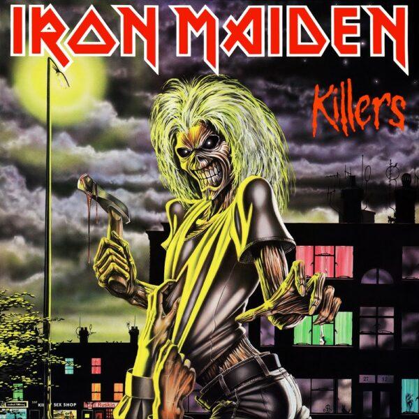 Iron Maiden - Killers, LP