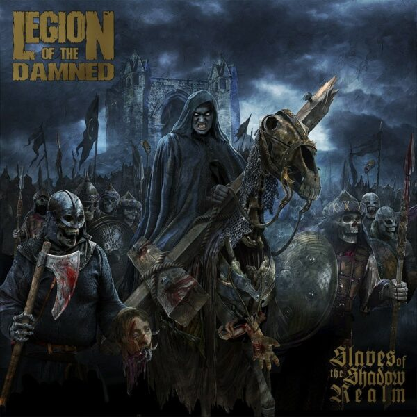 Legion Of The Damned - Slaves Of The Shadow Realm, Gatefold, LP