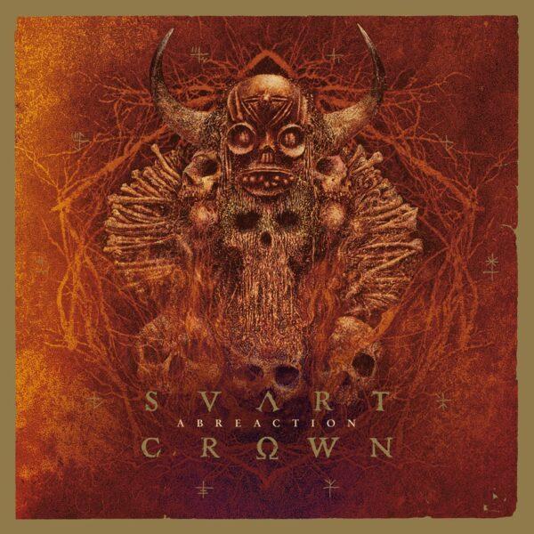 Svart Crown - Abreaction, Gatefold, 180gr, Limited Orange Vinyl, Incl. 12p Booklet