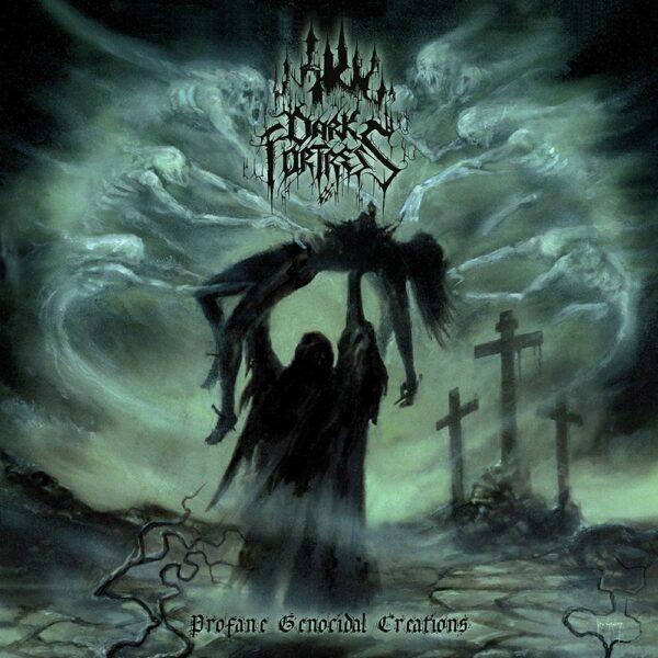 Dark Fortress - Profane Genocidal Creations, 2LP, Gatefold, Limited Silver Vinyl