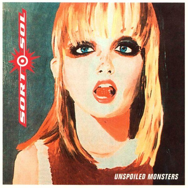 Sort Sol - Unspoiled Monsters, LP