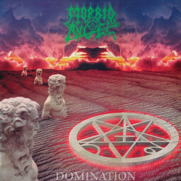 Morbid Angel - Domination, LP