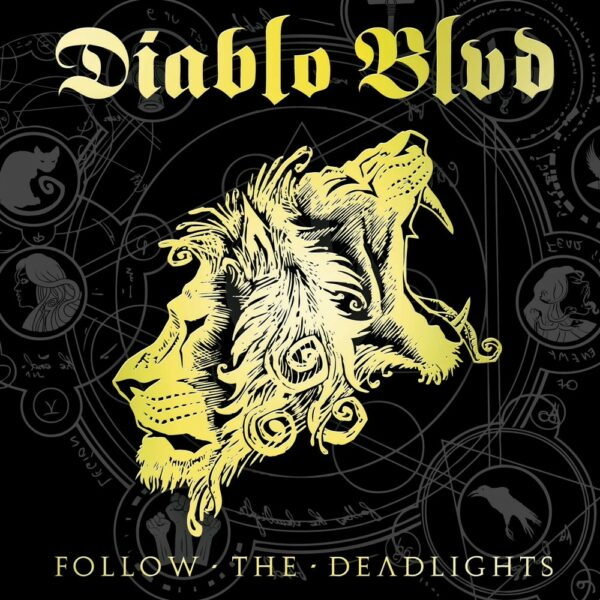 Diablo Blvd. - Folow The Deadlights, Gatefold, LP