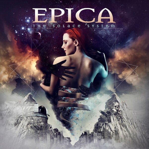 Epica - The Solace System, Gatefold, Limited Clear Vinyl, 300 Copies