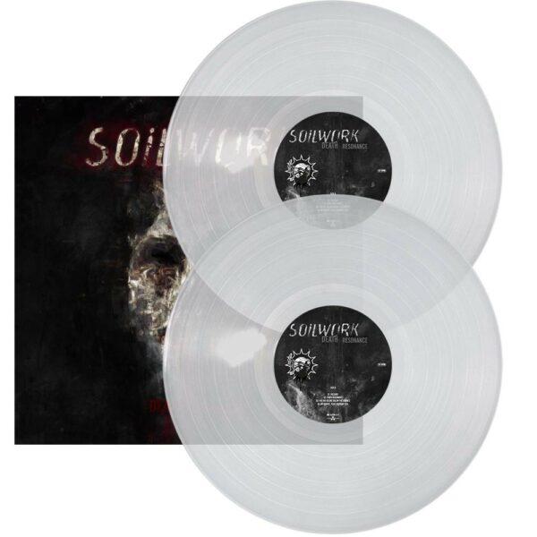 Soilwork - Death Resonance, 2LP, Gatefold, Limited Clear Vinyl, 1000 Copies