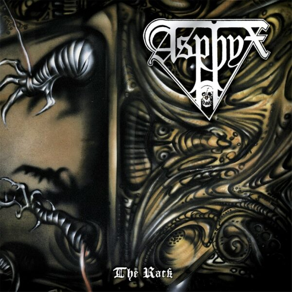 Asphyx - The Rack, 2LP, Gatefold, Limited Silver Vinyl, Anniversary Edition, 2000 Copies