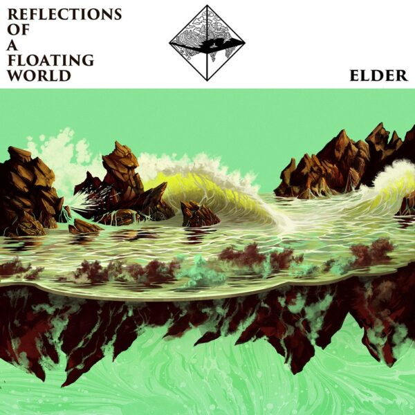 Elder - Refelctions Of A Floating World, 2LP, Coloured Vinyl, 180gr