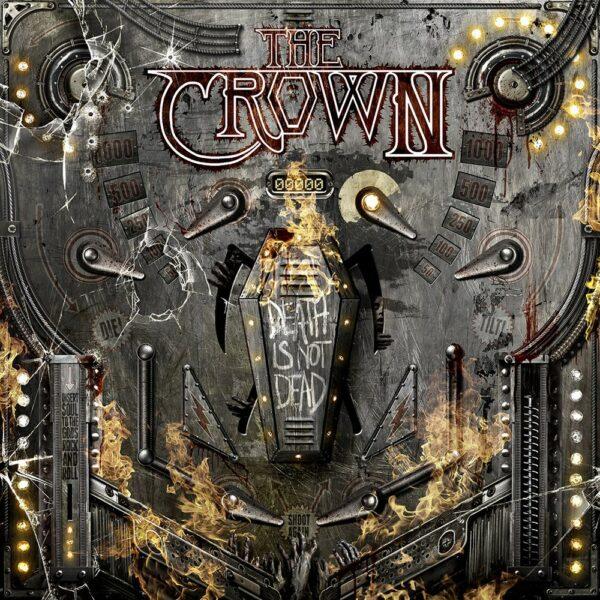 The Crown - Death Is Not Dead, Gatefold, 180gr, LP