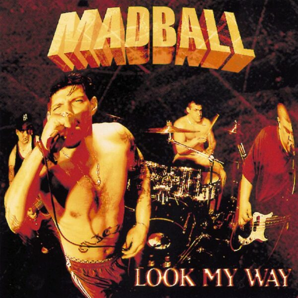 Madball - Look My Way, Limited Yellow/Black Vinyl