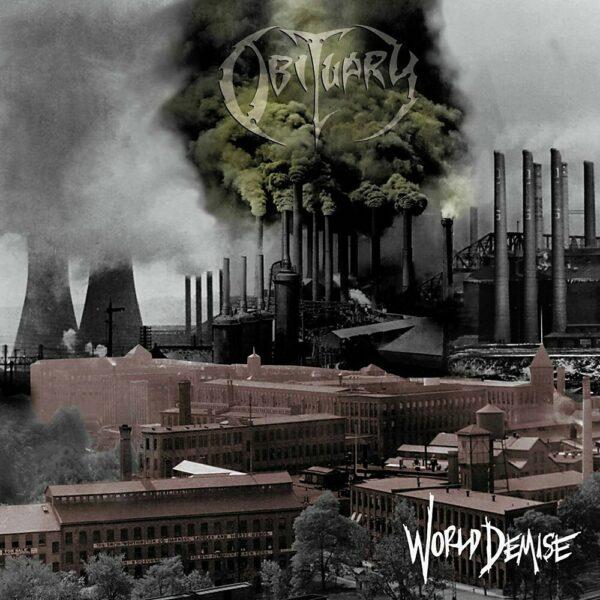 Obituary - World Demise, 2LP, Gatefold, Limited Red Vinyl