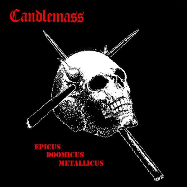 Candlemass - Epicus Doomicus Metallicus, Gatefold, LP
