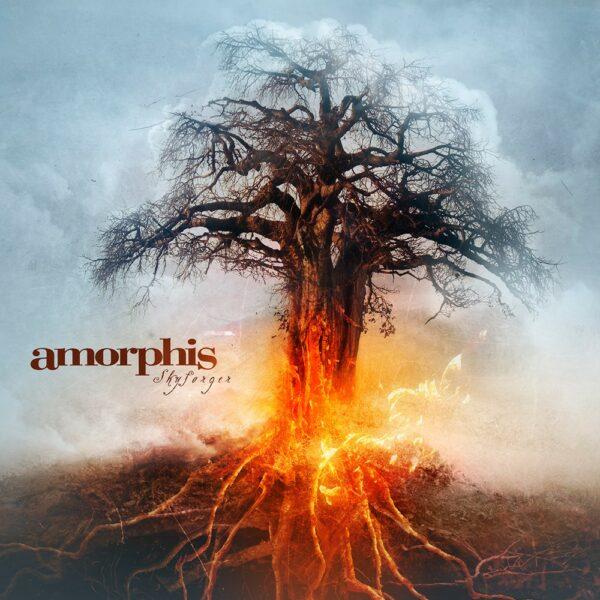 Amorphis - Skyforger, 2LP, Gatefold, Limited Clear/Orange/Black Splatter Vinyl