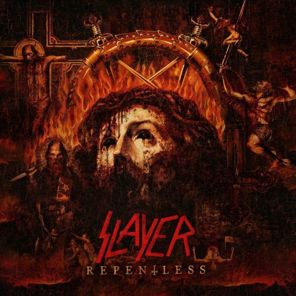 Slayer - Repentless, Gatefold, LP