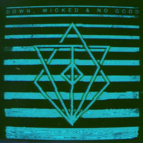 """In Flames - Down, Wicked & No Good, 10"""", Limited Clear Vinyl"""