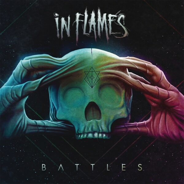In Flames - Battles, 2LP, Gatefold, Limited White Vinyl, 300 Copies