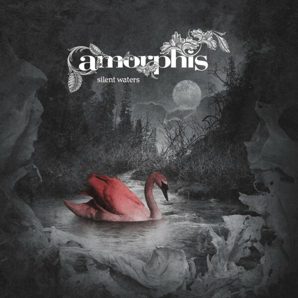 Amorphis - Silent Waters, 2LP, Gatefold, Limited Silver Vinyl, 300 Copies
