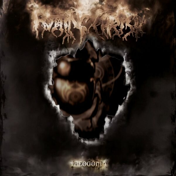 Rotting Christ - Theogonia, Gatefold, Limited Gold Vinyl, 250 Copies