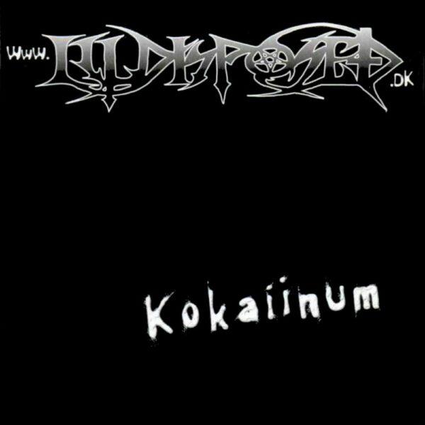 Illdisposed - Kokaiinum, Ltd Black Vinyl, 150 Copies, Numbered