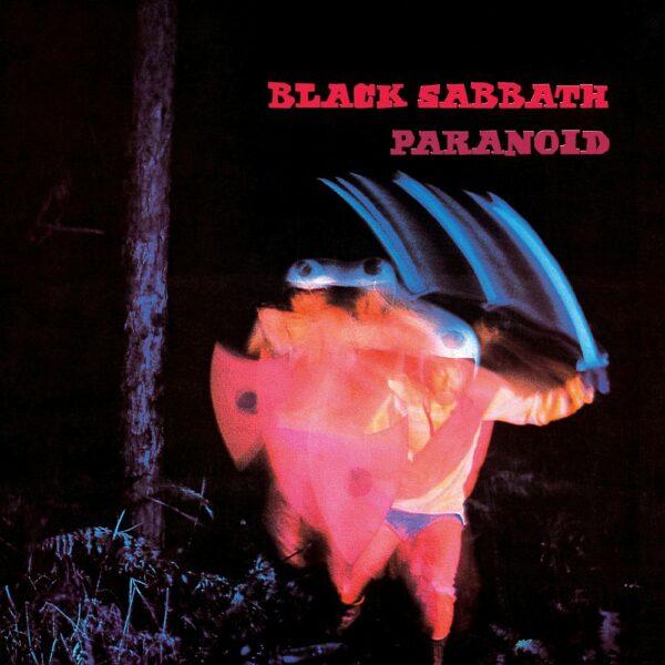 Black Sabbath - Paranoid, Gatefold, LP