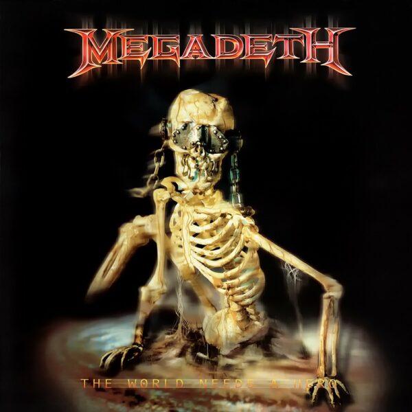 Megadeth - The World Needs A Hero, 2LP, Gatefold