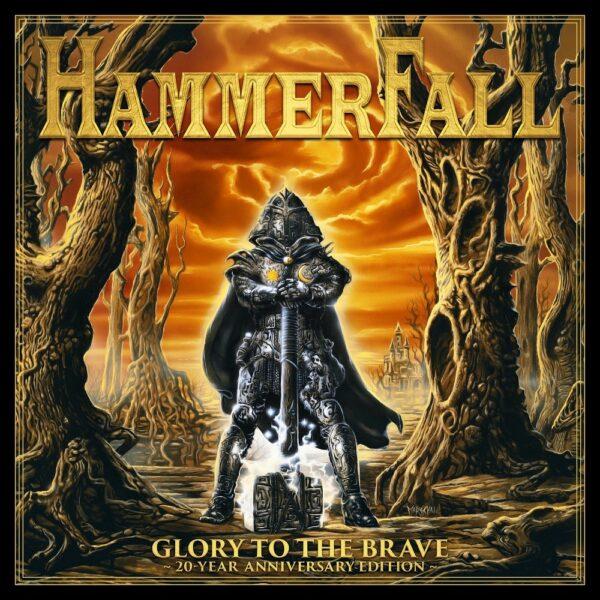 Hammerfall - Glory To The Brave, 2LP, Gatefold, 20th Anniversary Edition