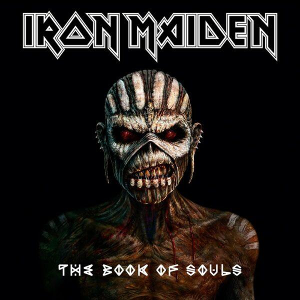 Iron Maiden - The Book Of Souls, 3LP, Triple Gatefold