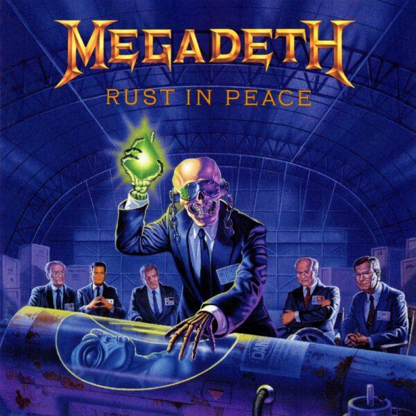 Megadeth - Rust In Peace, 180gr, LP