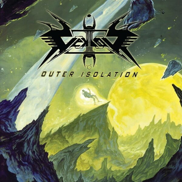 Vektor - Outer Isolation, LP