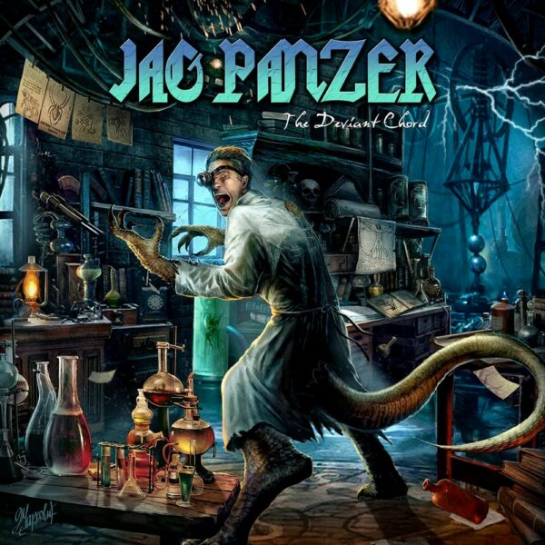 Jag Panzer - The Deviant Chord, 2LP, Gatefold